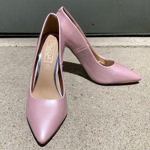 Nasty Gal Pink Heels